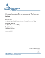 116D_2010_Geoengineering_Governance_and_Technology_Policy_Report_by_Congressional_Research_Service_August_16_2010