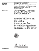116J_2000_U.S._GAO_Report_2000_Aviation_Effects_On_Global_Atmosphere