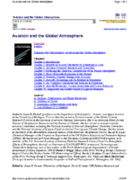 116J_2005_IPCC_2005_Aviation_The_Global_Atmosphere_Jets_Table_of_Contents