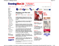 116J_2006_Global_Dimming_Jets_Blocking_Out_The_Sun_England_May_3_2006_Evening_Star_News