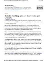 116J_2010_Britain_Curbing_Airport_Growth_to_Aid_Climate_Due_to_High_Levels_of_Greenhoue_Gas_Emissions_from_Aviation_NYTimes_July_1_2010