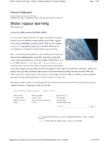 116J_2010_Nature_Reports_February_11_2010_Water_Vapor_Warming_Aviation_Water_Vapor_Problems_not_Reported-pdf