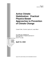 116W_2002_Geoengineering_Active_Climate_Stabilization_Teller_April_18_2002