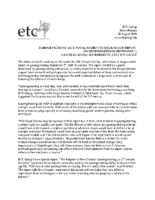 116Y_2008_ETC_Group_News_Release_August_28_2008_Geoengineering_Technologies