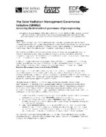 116_2011_SRMGI_Royal_Society_Environmental_Defense_Fund_Global_Geoengineering_Governance