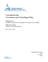 Geoengineering_Govvernance_Technology_Policy_Since_1914