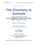 TheChemistryinContrails