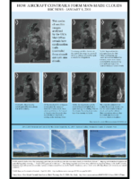 25 1 2010 HOW AIRCRAFT CONTRAILS FORM MAN-MADE CLOUDS Satellite Images BBC News January 8, 2010 MSize